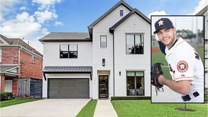 Houston Astros Pitcher Lance McCullers Jr. Selling $1.63M Houston Home