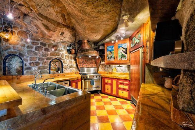Kitchen save house in Bisbee az