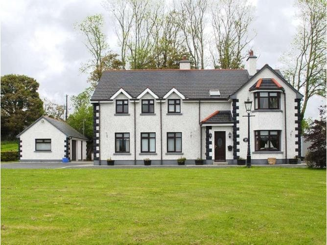 Crofton Park Lodge in County Mayo