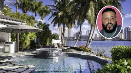 Key Change: DJ Khaled Sells Swanky Florida Waterfront Home