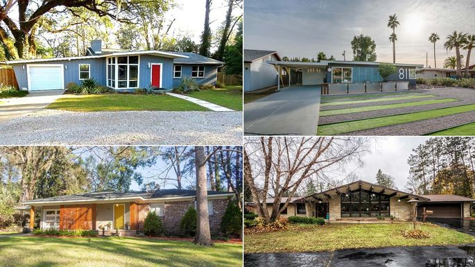 Affordable Mid Century Mod Architecture 8 Treasures Under 300k