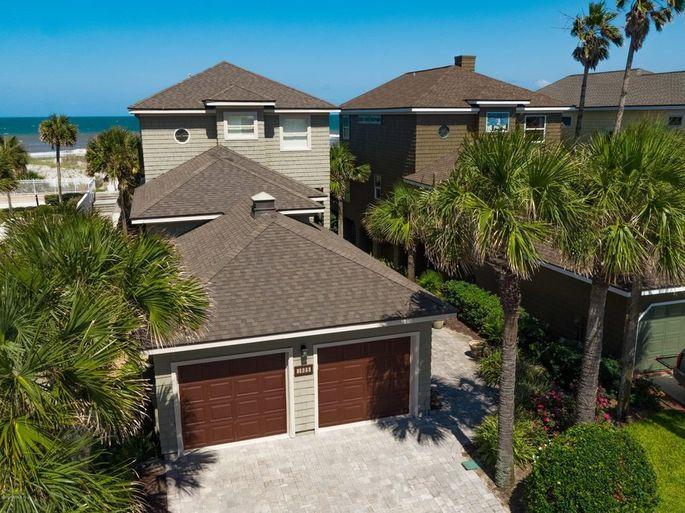Blake Bortles' beach house