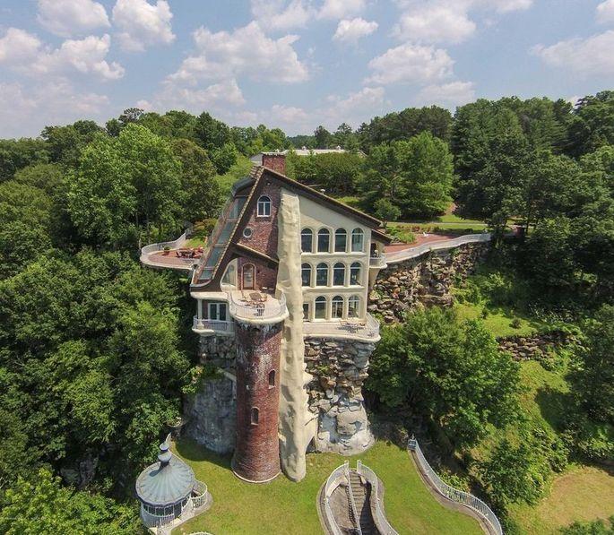 Smith Lake Castle awaits its new royal inhabitants.