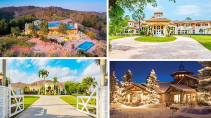 Bank-Owned Beauties: The 10 Most Expensive Foreclosures on the Market