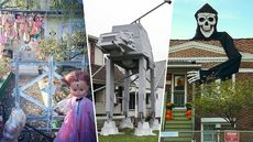 7 Homes Whose Halloween Decorations Are Impressively Over-the-Top