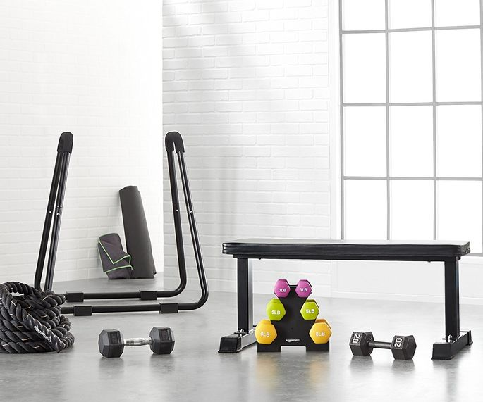 5 Pieces of Home Gym Equipment to Get You to Exercise in