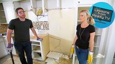 Watch Tarek and Christina Save 'the Worst Kitchen Ever' on 'Flip or Flop'