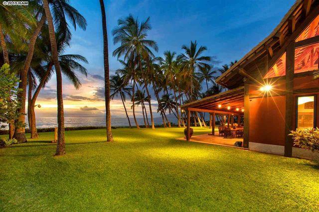 Richard Donner's home on Maui