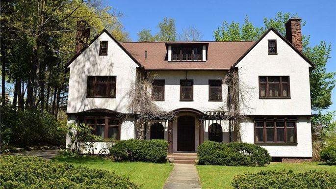 Tudor home in Hartford, CT