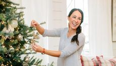 Joanna Gaines Celebrates Christmas Before Halloween? Why She's Not Alone