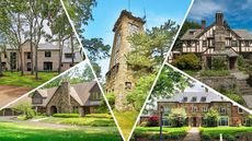 Get the Door, Jeeves: 5 Elegant English-Style Country Manors