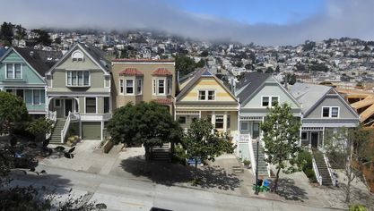 San Francisco Edges Out Washington to Become the Highest-Income Big U.S. Metro Area