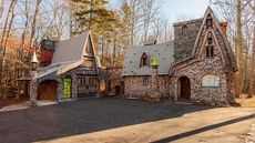 Storybook Cottage in Maine Awaits a Buyer Who Loves Whimsical Design