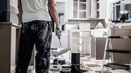 8 Things That Are Bound to Go Wrong When You're Painting a Room