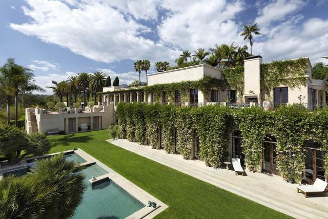 This week 39 s most expensive new listings are selling views - Residence de luxe montecito santa barbara ...