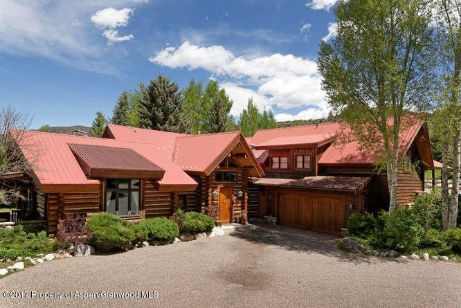John oates 39 colorado ranch might make your dreams come for Selling a log home