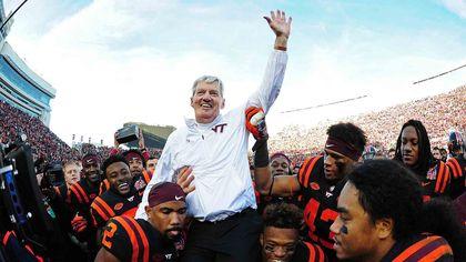 Retired Virginia Tech Hokies Coach Frank Beamer Selling $2.2M Blacksburg Mansion