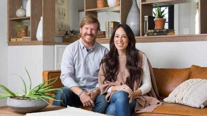Chip and Joanna Gaines had a great year!