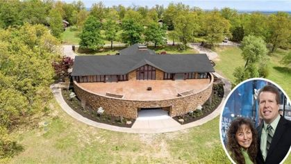Duggar Watch: Jim Bob and Michelle Finally Flip Arkansas Mansion