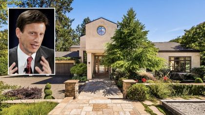 24 Hour Fitness Founder Mark Mastrov Selling $13.5M Lafayette, CA, Estate