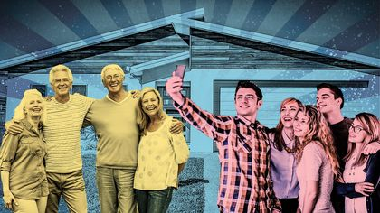 Boomers, Millennials, and the McMansions No One Wants