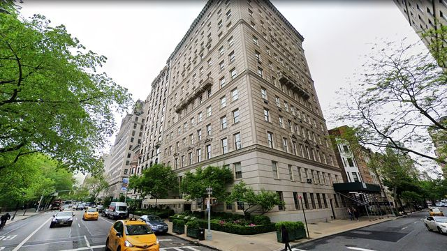 Grand, Full-Floor $50M Apartment in NYC Is the Week's Most Expensive New Listing