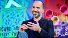 Uber CEO Dara Khosrowshahi Zooms Away From His Seattle Home