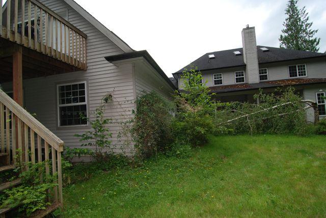 Fixer upper backyard