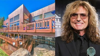 Here He Goes Again: David Coverdale Selling $9.9M Tahoe-Area Mansion