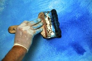 Easy Faux Finish: Paint a Color Wash on Walls