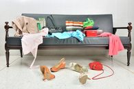 Want Your Home Featured in Vogue? Make a Mess