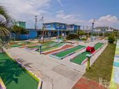 Miniature Golf Course And Arcade In Beach Apartment Complex Is the Best, Ever
