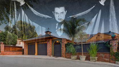 Does Bela Lugosi's Ghost Still Haunt This $3M 'Hollywoodland' Tudor?