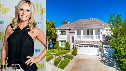 'Real Housewives' Star Tamra Judge Bought a New House! Is This One Jinxed, Too?