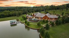 Listed for $13.5M, Missouri's Most Expensive Home Is a Lake Lover's Dream