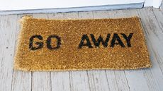 9 Welcome Mats That Tell Visitors How You Really Feel