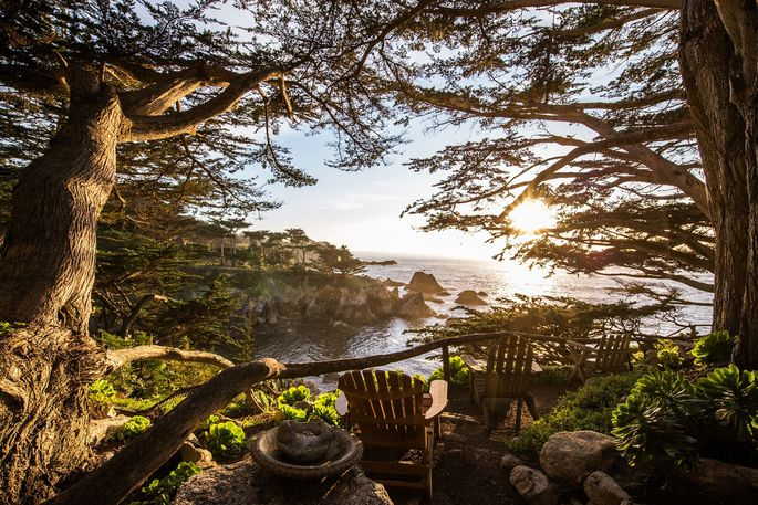 Seven Coves compound in Carmel Highlands