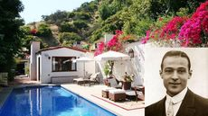 Rudolph Valentino's Storied Estate Lands on the Market for $4.95M