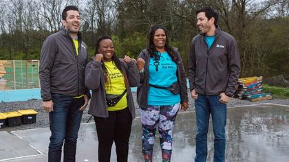 Exclusive: Property Brothers Reveal How to Save Tons of Cash on Kitchens!