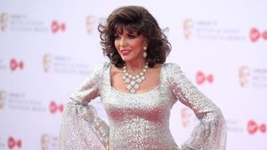 Dynastic Dwelling? Joan Collins Lists Hollywood Condo for $4.5M