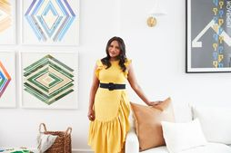 Mindy Kaling Behind Closed Doors: An Inside Peek at Her Cool New York Apartment