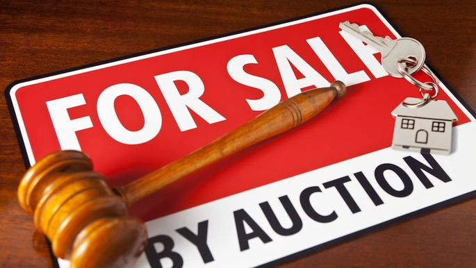 House Sale by Auction