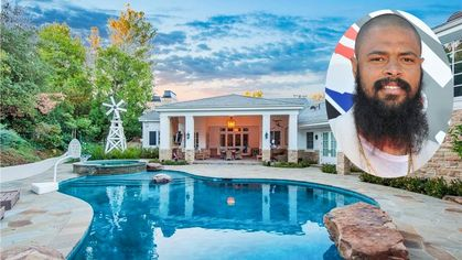 NBA Star Tyson Chandler Lists Hidden Hills Estate for Sale or Rent