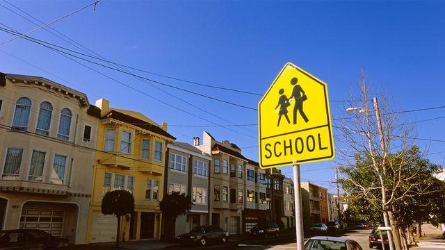 school-sign