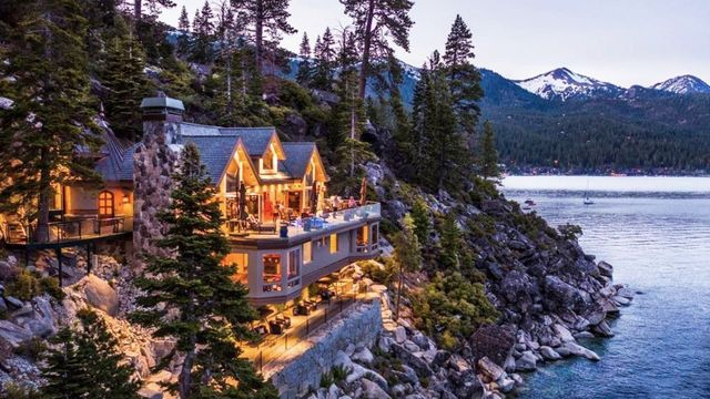 Tahoe's Priciest Property Is a $75M 'Epic Lakefront Masterpiece' | realtor.com®