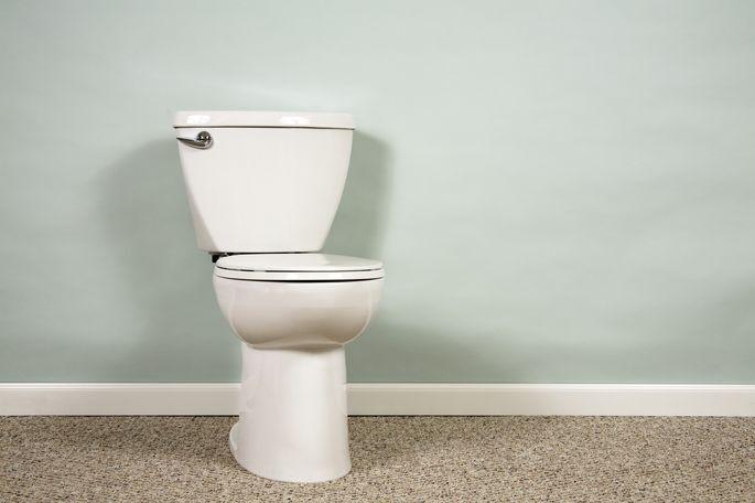 Carpet in bathrooms: No thanks!