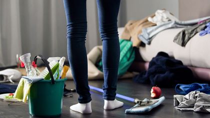 Think Your House Is a Mess? You're a Neatnik Compared With These Pics