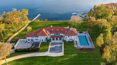 $20.75 Million Lakefront Estate Is Wisconsin's Most Expensive Home