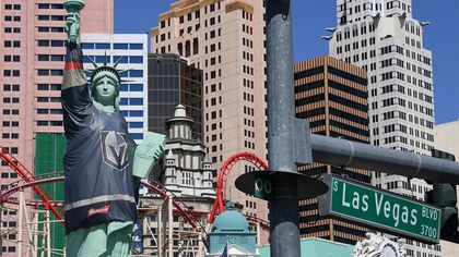 Las Vegas Skates Circles Around the Competition, in Housing and Hockey