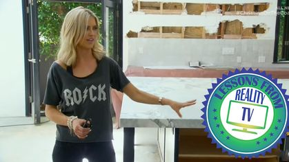 Christina Anstead Reveals Renovations She Made Before Her Backyard Wedding